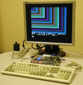 Apple II implementado em FPGA